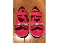 Clarks sandals - size 8.5 F EUR 26