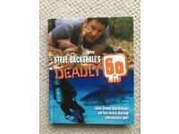 Steve Backshall's Deadly 60, excellent condition