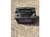 Pro-power car battery 54ah 500amps 12v
