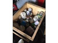 Free various paints