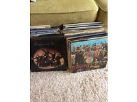 Bulk of old LPs from 60's to 80's in used condition