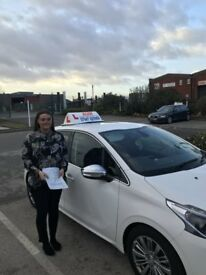 £22 ph, call 07947825900.Pass in 1 week, calm instructor