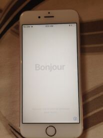 IPHONE 6S 32GB GOLD O2 NETWORK BOXED WITH CHARGER