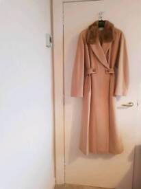 Precis Camel Winter Coat