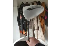 titliest ap2 irons taylormade burner driver taylormade ghost putter ping cart bag
