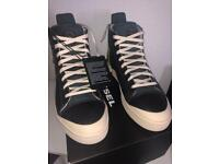 •NEW DIESEL SIZE 11.5 SHOES IN BOX•