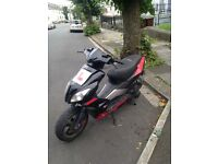 Pulse light speed 2 125cc