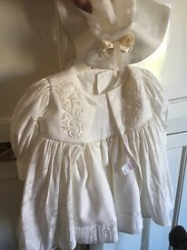 Beautiful dress used for christening