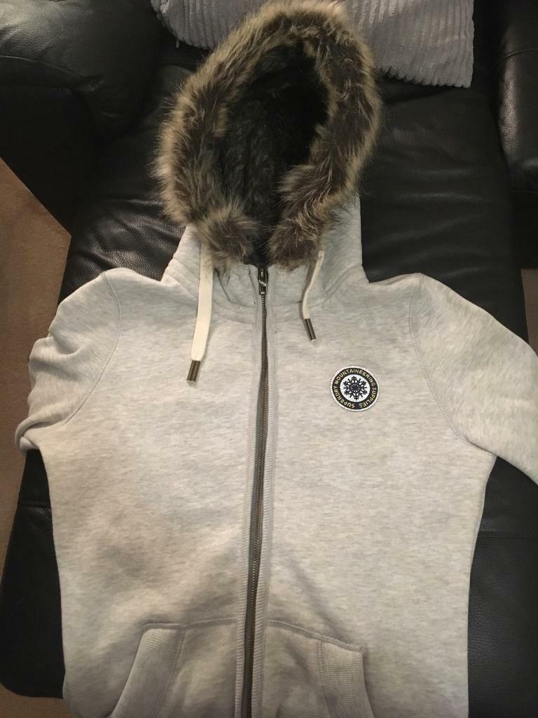 Super-dry Premium fleece hoodie female size medium-(8-12)approx