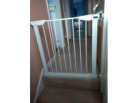 BabyStart pressure fit safety gate