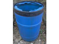 Water butt Barrel, unused, Extra heavy duty grade thick