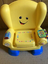 Vtech children's chair