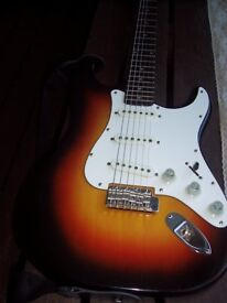 Stratocaster (MIJ) early 70s