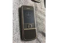 Nokia 8800 Carbon arte Genuine made in korea