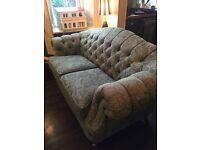 Elegant period / vintage style 2 seater sofa