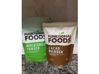 Funktional Foods Powders