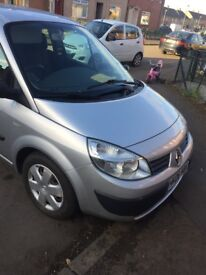 Renault scenic for sale 7 seater