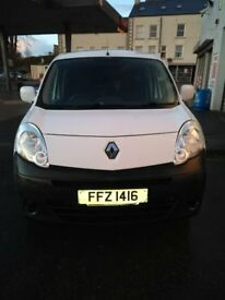 2011 RENAULT KANGOO MAXI 1.5 DCI ECO VAN FOR SALE