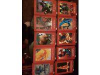 Marvel mightiest heroes graphic novels