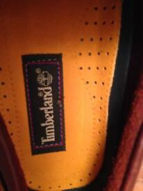 GENUINE TIMBERLAND BOAT SHOES