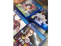 FIFA 18 games