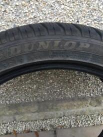 Dunlop Winter Sport SP Tyres x 4