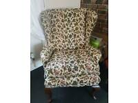 Parker Knoll Wing Backed Chair
