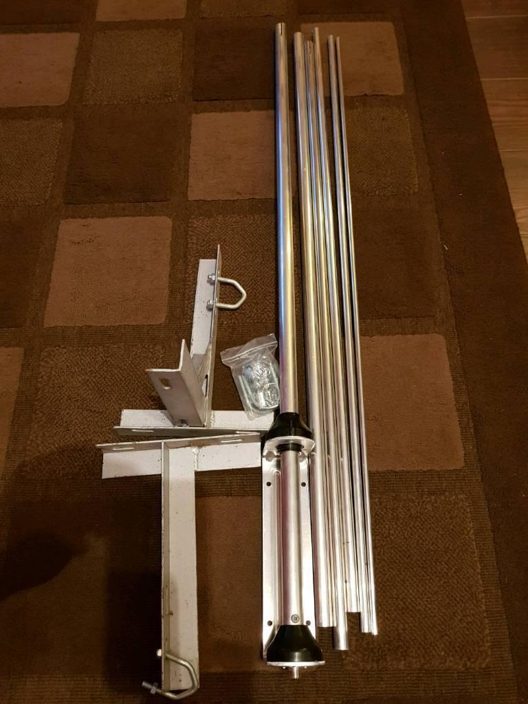 Silver Rod + TK Bracket