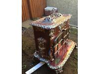 Dragon esse antique wood burner