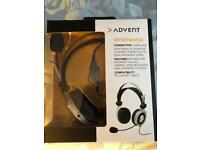 Advent wired headset