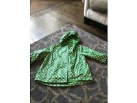 Kids green jacket