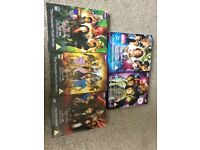 The Sarah Jane Adventures Dvd collection