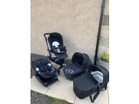 Concord Neo Travel System Air Scout Sleeper