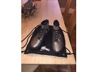 Nike Magista ankle football boots plus Nike football bag.