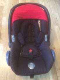 Maxi-Cosi Cabriofix infant car seat (Suitable from birth up to approx. 12 months, 0-13 kg)