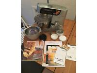 Kenwood Chef Titanium mixer