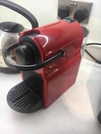 Nespresso coffee machine PLUS aeroccino
