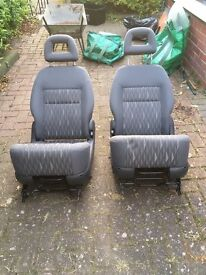 Two rear seats to fit Ford Galaxy MK 2, 2003