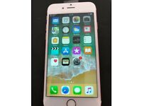 iPhone 6s 16GB Rose Gold Unlocked A Grade Condition