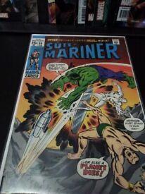 Classic High grade Submariner comics for sale