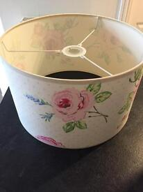 Cath Kidston style lampshade £10