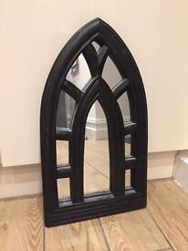 Vintage Solid Wood Mirror