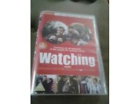 Watching - The Complete DVD Collection boxset for sale.