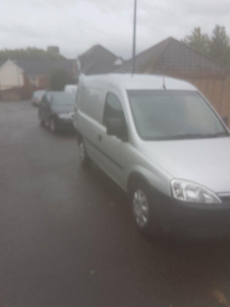 46d4d46775 Vauxhall Combo Van 1.3 diesel. £2900
