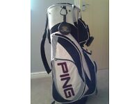 ** PING PIONEER LC GOLF CART BAG **