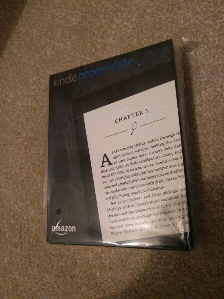 New Amazon Kindle Paperwhite Lastest Version