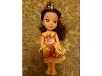 Belle from Beauty and the Beast Toddler Doll