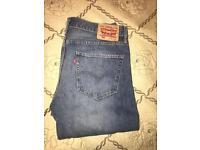 Levis 508 jeans W32 L34