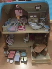 Sylvanian house for sale