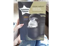 2 tommee tippee insulated botle bags